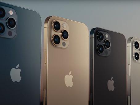 Apple prevê venda recorde de mais de 240 milhões de iPhones em 2021