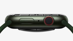Apple Watch Series 7 é lançado com tela maior, recarga rápida e melhor durabilidade