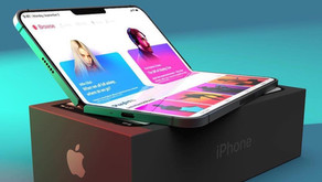Kuo: Apple lançará iPhone dobrável com tela OLED QHD+ de 8 polegadas em 2023