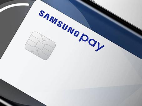 Na sombra do Apple Card, Samsung anuncia 'cartão de débito inovador'