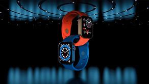 'Apple Watch Series 7' poderá ter telas maiores de 41 e 45 mm