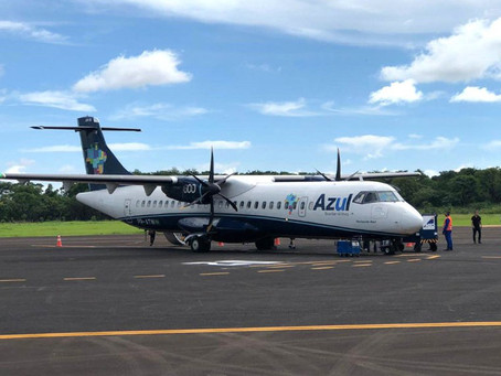 Azul não inclui Araraquara na retomada de atividades