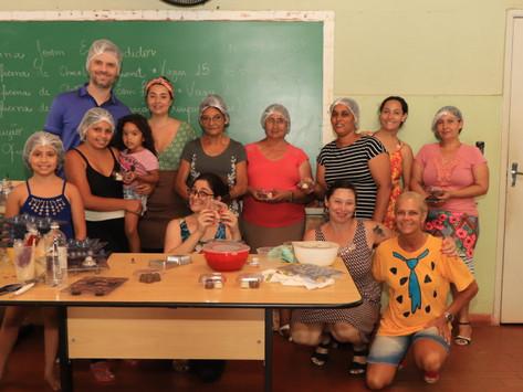 Semana do Jovem Empreendedor apresenta novas possibilidades para população no Yolanda Ópice