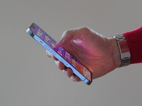 Usuários do iPhone 13 relatam problemas intermitentes no touch de seus aparelhos