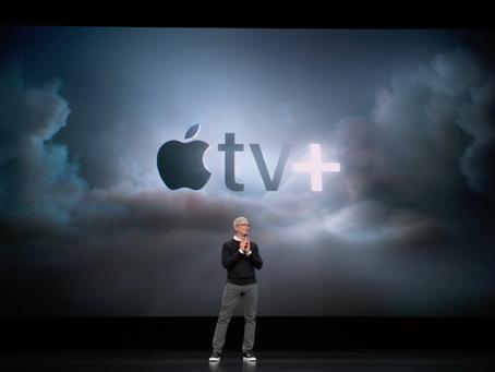 'Nos sentimos muito bem onde estamos', diz Tim Cook sobre o Apple TV+
