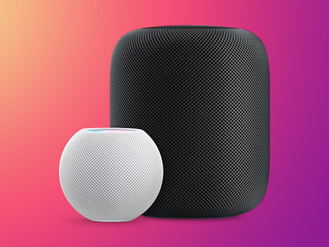 Apple descontinua HomePod original para focar no HomePod mini