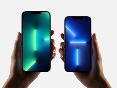 DisplayMate coroa tela do iPhone 13 Pro Max como a melhor em um smartphone