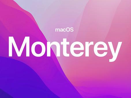 Apple apresenta o macOS Monterey, novo sistema operacional dos Macs
