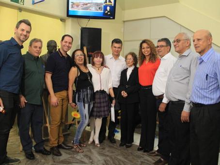Araraquara se reconta na Câmara Municipal