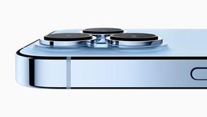 Apple lança iPhones 13 Pro e 13 Pro Max com telas ProMotion de 120 Hz e até 1 TB de armazenamento