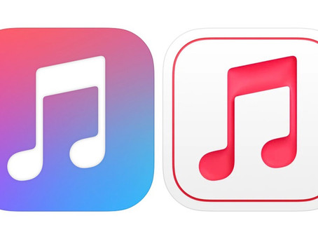 Novo ícone do 'Apple Music for Artists' especula os planos de design do iOS 15