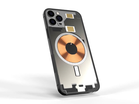 Weinbach: 'iPhone 13' apresentará bobinas de carregamento sem fio maiores