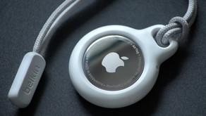 Apple informa para não usar bateria com revestimento amargo nos AirTags