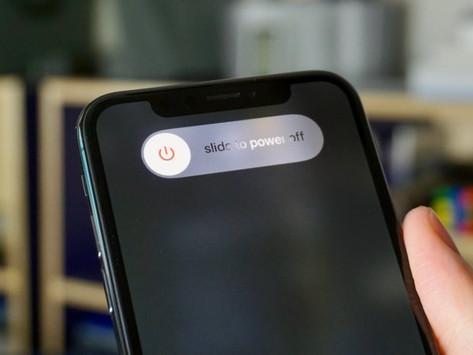 Como desligar ou forçar a reinicialização do iPhone X, XR, XS ou 11 (tutorial)