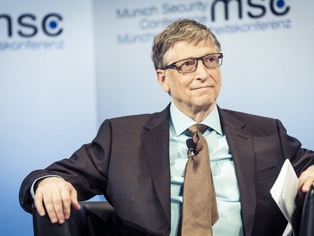 Bill Gates compra mais de 501 mil ações da Apple, por cerca de US$ 150 milhões
