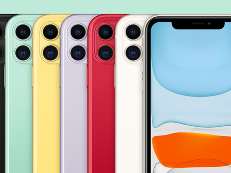 Apple lança recall para o iPhone 11 com problemas no touch das telas