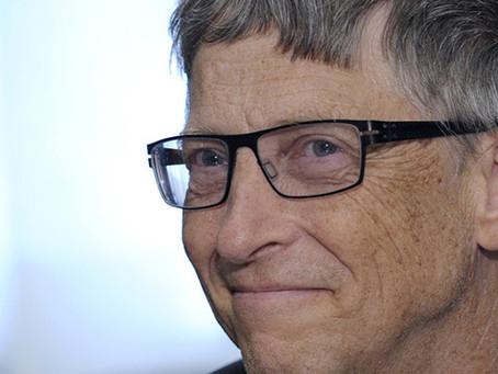 Bill Gates deixa o conselho da Microsoft para se concentrar em filantropia