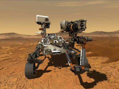 Robô da NASA que pousou em Marte é movido pelo processador de um iMac G3 de 1998