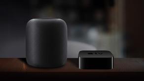 Bloomberg: Apple está trabalhando em uma Apple TV com HomePod e câmera FaceTime integrados