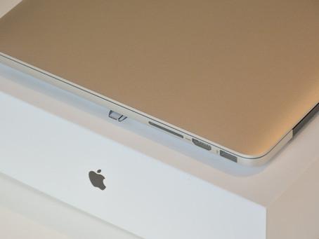 Apple lança programa de troca de Macs em suas lojas nos Estados Unidos e Canadá