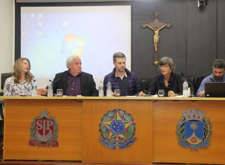Projeto de reestruturação da Fundart é discutido em Audiência Pública