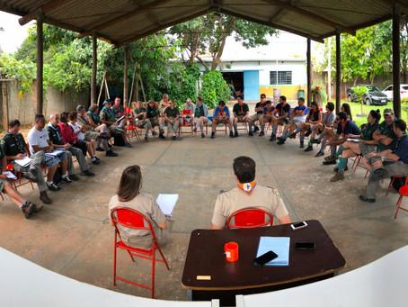 Sede de grupo escoteiro na Vila Xavier pode ser ponto de vacinação contra a Covid-19