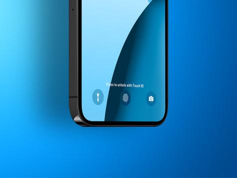 Kuo: 'iPhone 14' pode ter apenas dois tamanhos e apresentar Touch ID sob a tela