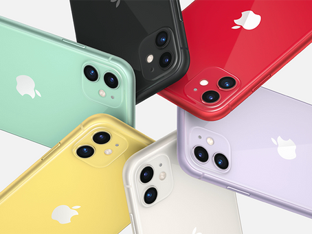 iPhone 11 foi o smartphone mais vendido do mundo no primeiro trimestre de 2020