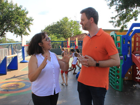 Reforma almeja melhorias para CER no Jardim Santa Lúcia