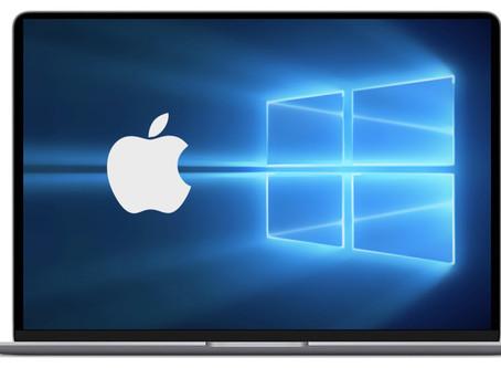 Quais serão as opções se o Mac com Apple Silicon dispensar o suporte do Boot Camp?