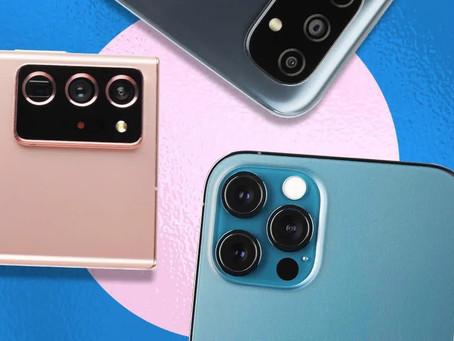 Consumer Reports coroa o iPhone 12 Pro Max como um dos melhores smartphones de 2021