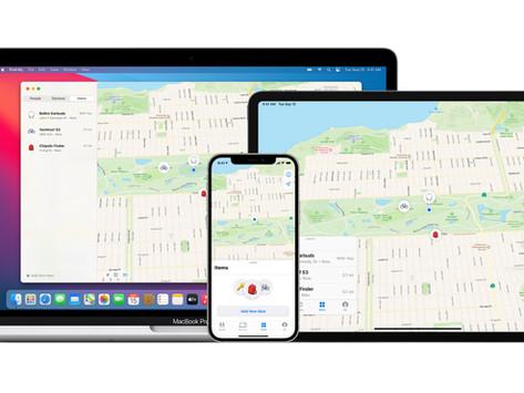 Apple anuncia suporte para dispositivos de terceiros na plataforma Buscar