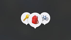 Safari do iPhone, iPad ou Mac dá com a língua nos dentes e mostra o caminho das AirTags