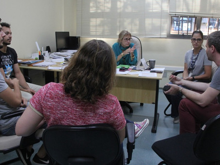 Grupo de políticas sustentáveis discute projeto de plantio de mudas na cidade