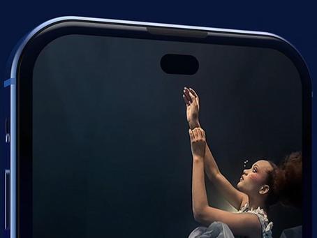 Kuo: iPhones de 2022 devem abandonar o notch em favor de uma 'tela com furo'