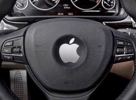 Rumor: sistema autônomo do Apple Car poderá dizer a iPhones e iPads o que está prestes a fazer