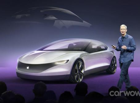 Rumor: 'Apple Car' poderá ter insulfilme automático