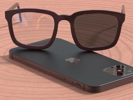 Rumor: 'Apple Glass' poderá escurecer seletivamente para combinar elementos de RA com o mundo real