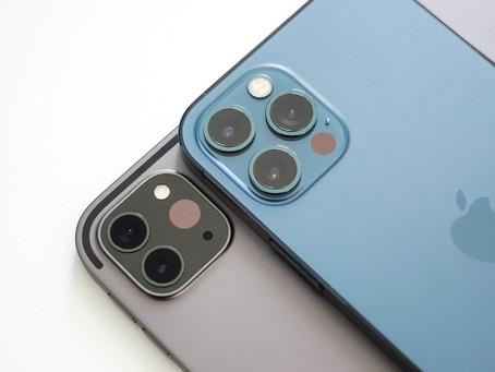 Apple alerta que escassez de peças impactará produção de iPhones e iPads