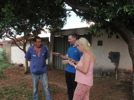 Falta de limpeza em terrenos que cercam os linhões causa transtornos a moradores