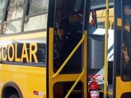 Contrato para transporte de alunos foi suspenso durante pandemia