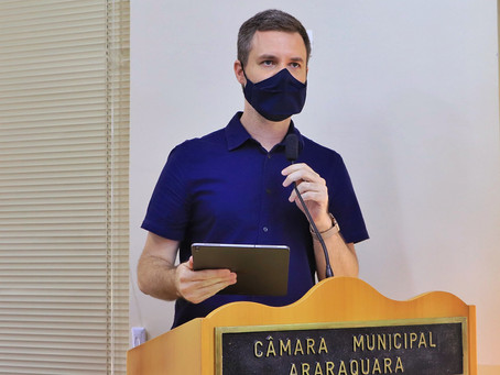 'Onde estão as obras do Orçamento Participativo de 2018?', cobra vereador Rafael de Angeli