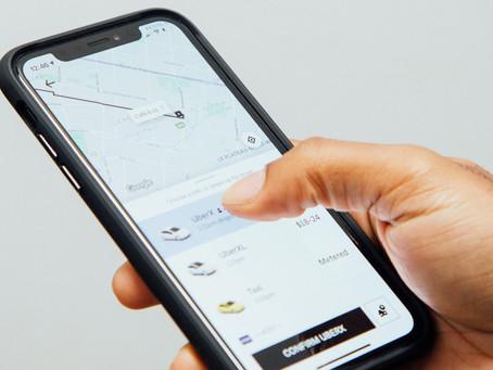 Nota sobre as taxas cobradas dos motoristas de aplicativos de passageiros (Uber, 99 etc)