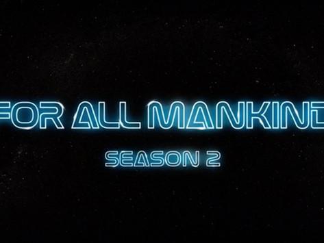 Assista ao trailer da segunda temporada de 'For All Mankind' do Apple TV+