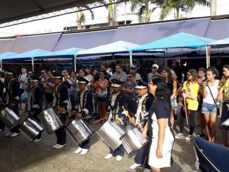 Projeto Guri celebra Dia da Música na Praça Santa Cruz