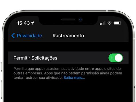 Apple responde críticas do Facebook e diz que usuários merecem controle e transparência