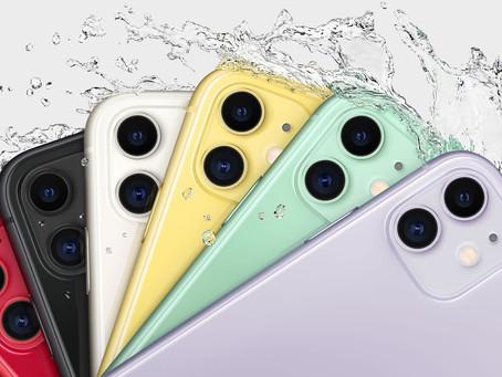 Apple vendeu quase duas vezes mais smartphones que a Samsung em 2020 em todo o mundo