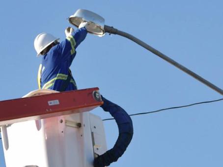Prefeitura está sem contrato vigente para manutenção de iluminação em locais públicos