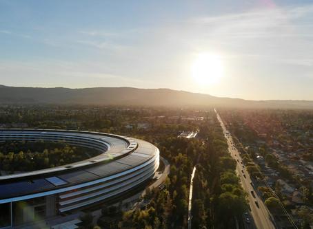Funcionários da Apple só voltarão ao trabalho presencial no início de 2021 no Apple Park