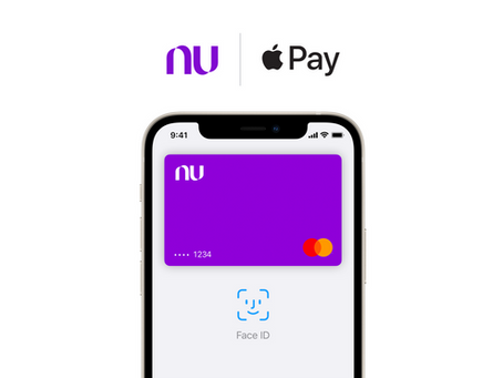 Nubank finalmente chega ao Apple Pay, o sistema de pagamentos da Apple